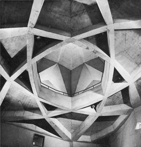 Azadi Tower (Monument) - Amanat - Interior